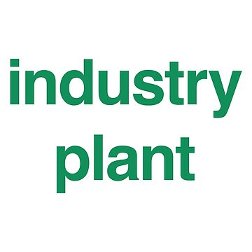 industry plant by relieftees