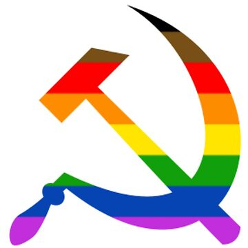 when ur gay and also a communist  by CassiferLynnArt