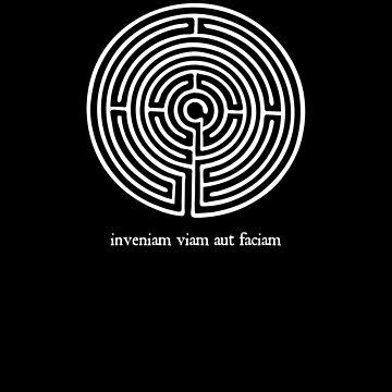 inveniam viam aut faciam (Shadow) by greencoyote
