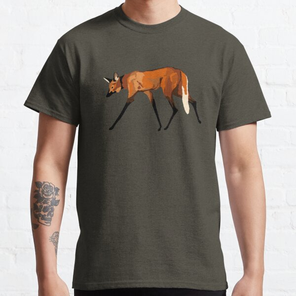 Maned Wolf Classic T-Shirt