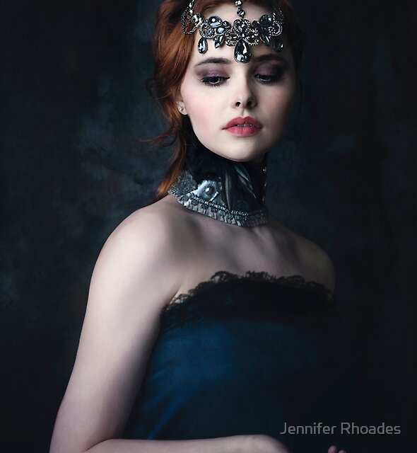 Genteel Lady by Jennifer Rhoades