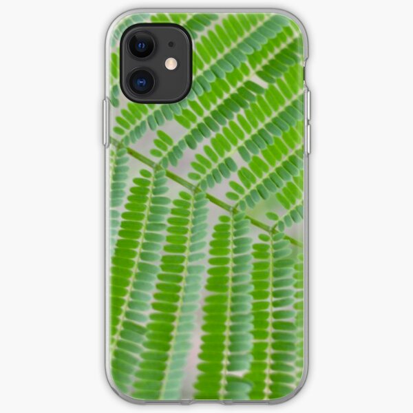 Many Leafs iPhone Soft Case