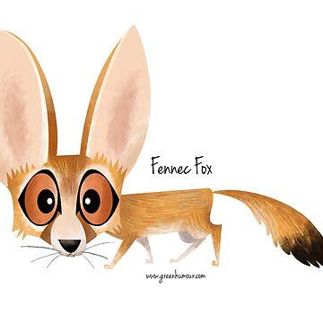 Fennec Fox by rohanchak