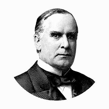 El presidente William McKinley Graphic de warishellstore