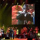 Paris - Carlos Santana by Thierry Beauvir