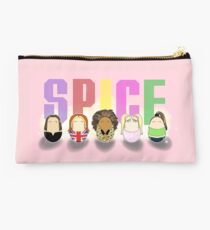 Girl Band Tiggles Studio Pouch