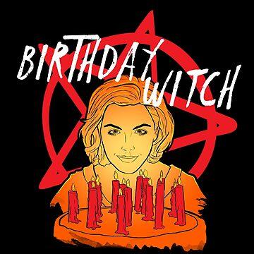 Birthday Witch 16th Birthday Teenage Brina by japdua