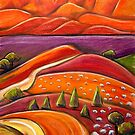Pastels - Warm Light by Georgie Sharp