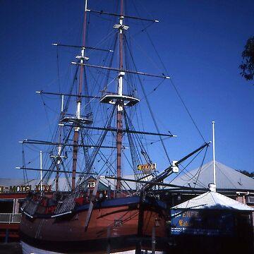 HMS Endeavor,Maroochydore,Australia 2000 by muz2142