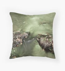 Kubi no kaze Throw Pillow