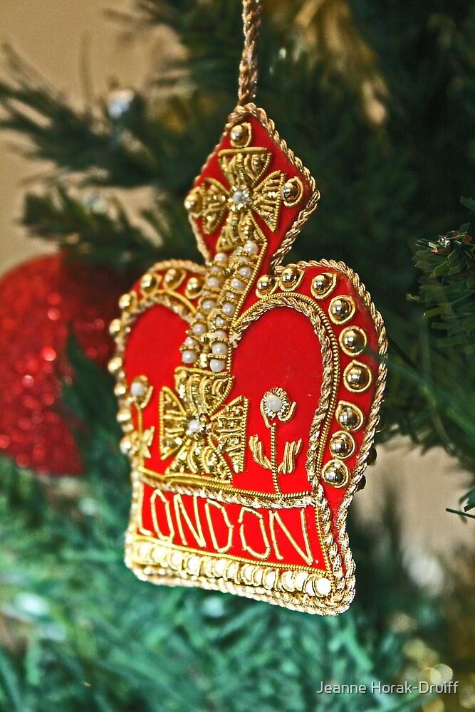 Christmas - London by Jeanne Horak-Druiff