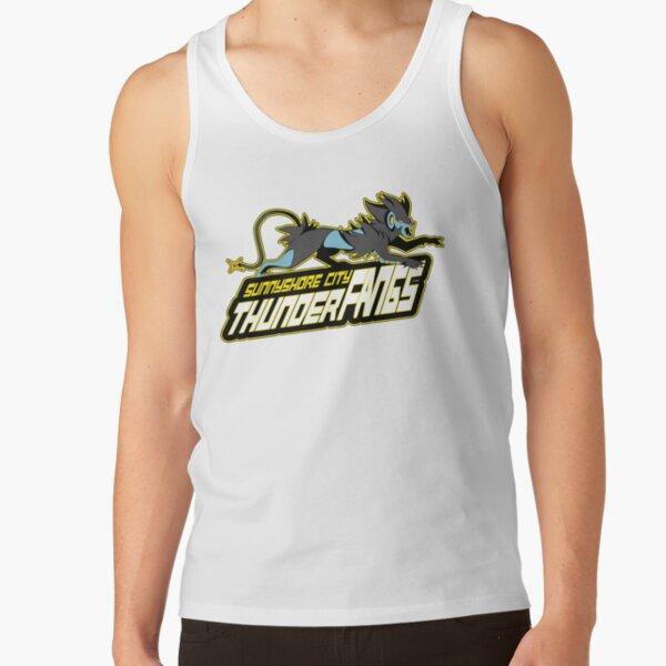 Sunnyshore City Thunder Fangs: Luxray Sports Logo Tank Top