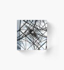 Infrastructure Electrico Acrylic Block