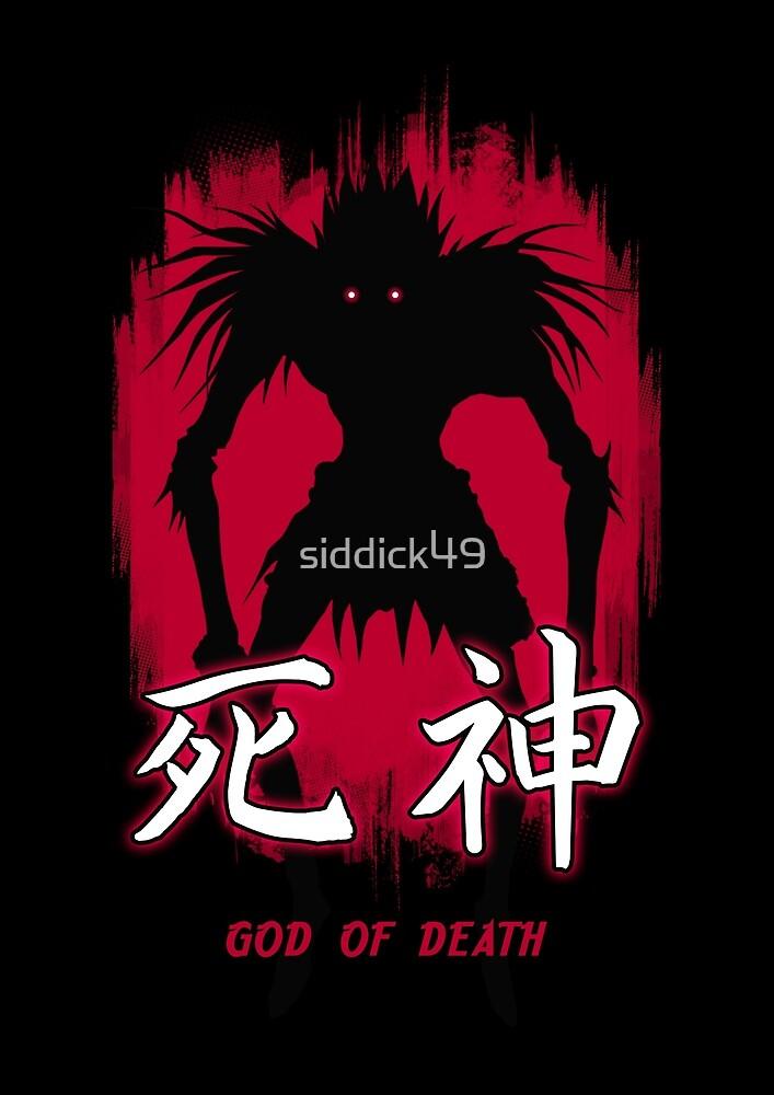 «Dios de la muerte» de siddick49