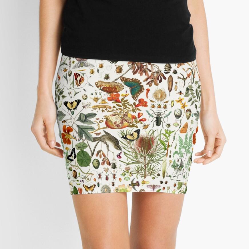 Biology 101 Mini Skirt