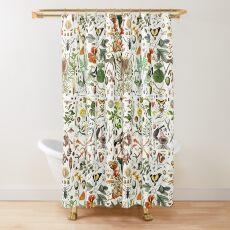 Biology 101 Shower Curtain