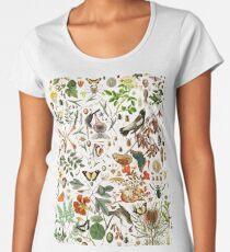 Biologie 101 Premium Rundhals-Shirt
