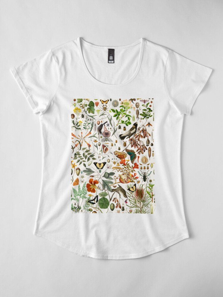 Alternative Ansicht von Biologie 101 Premium Rundhals-Shirt