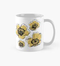Yellow Buttercups Classic Mug