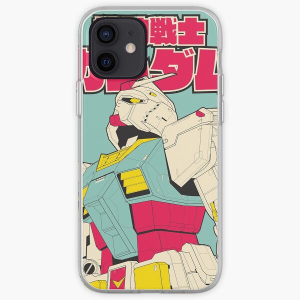 RX-78-2 Gundam iPhone Soft Case