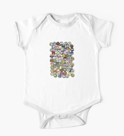 Seventy-Three Faces Kids Clothes