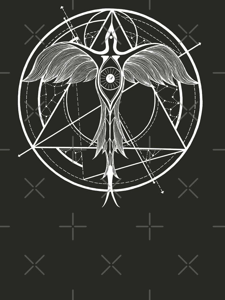"When Did Geometry Tattoos Start: ""Phoenix Ascending"