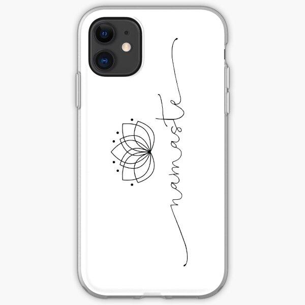 Namaste   iPhone Soft Case