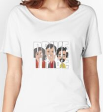 James May's Design Competition  Women's Relaxed Fit T-Shirt