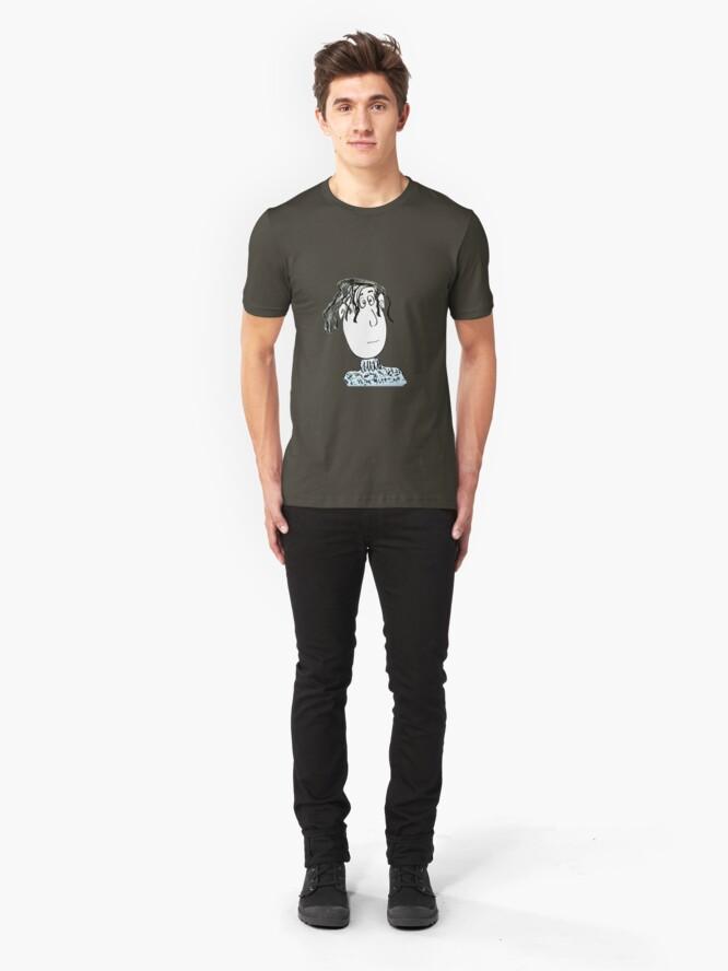 Alternate view of Teenager Slim Fit T-Shirt