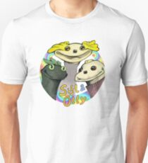SIFL AND OLLY -- AND CHESTER Unisex T-Shirt