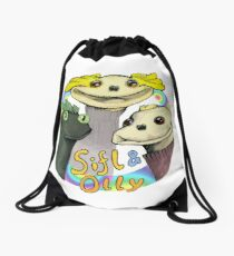 SIFL AND OLLY -- AND CHESTER Drawstring Bag