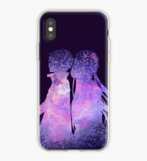 Kirito and Asuna  iPhone Case
