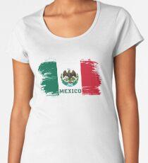 Mexico flag / national flag gift Women's Premium T-Shirt