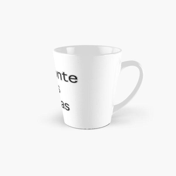 Ponte las pilas Tall Mug