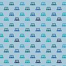 Amazing car pattern by alijun