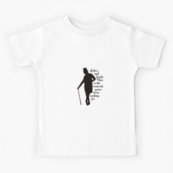 Ladies and Gents... Kids T-Shirt