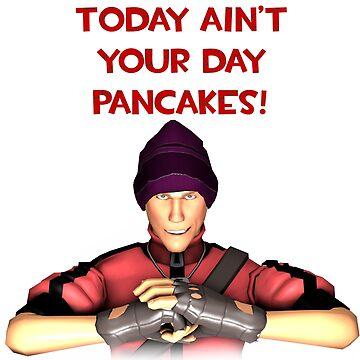 "My Friend's Scout ""Pancakes"" Shirt by MegaGalactus"