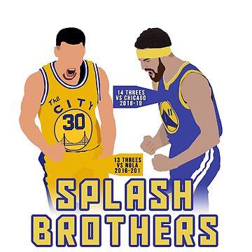 Splash Brothers by nbagradas