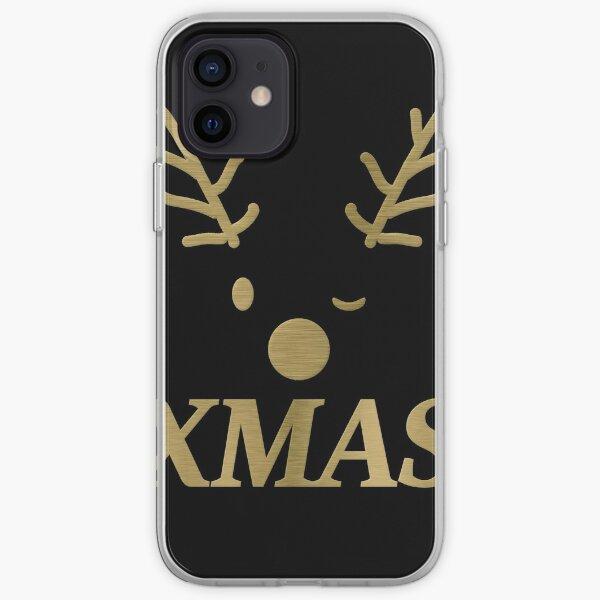 XMAS Rudolph iPhone Flexible Hülle