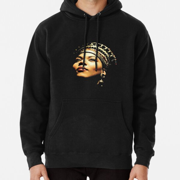 All Hail The Queen Pullover Hoodie
