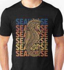Seahorses Endangered species Unisex T-Shirt