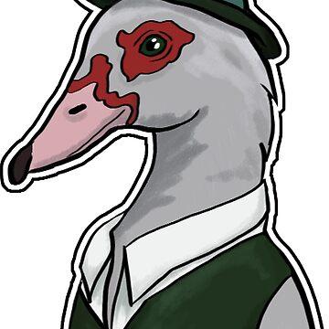 Dapper Duck by RedMouseGames