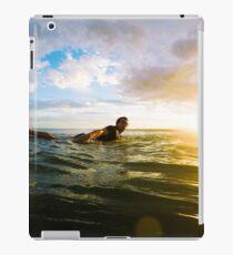 Water shot iPad Case/Skin