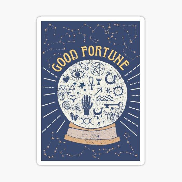Good Fortune  Sticker