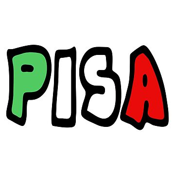 Pisa by ForzaDesigns