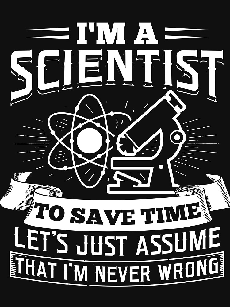 I'm a Scientist by Wuselsusel