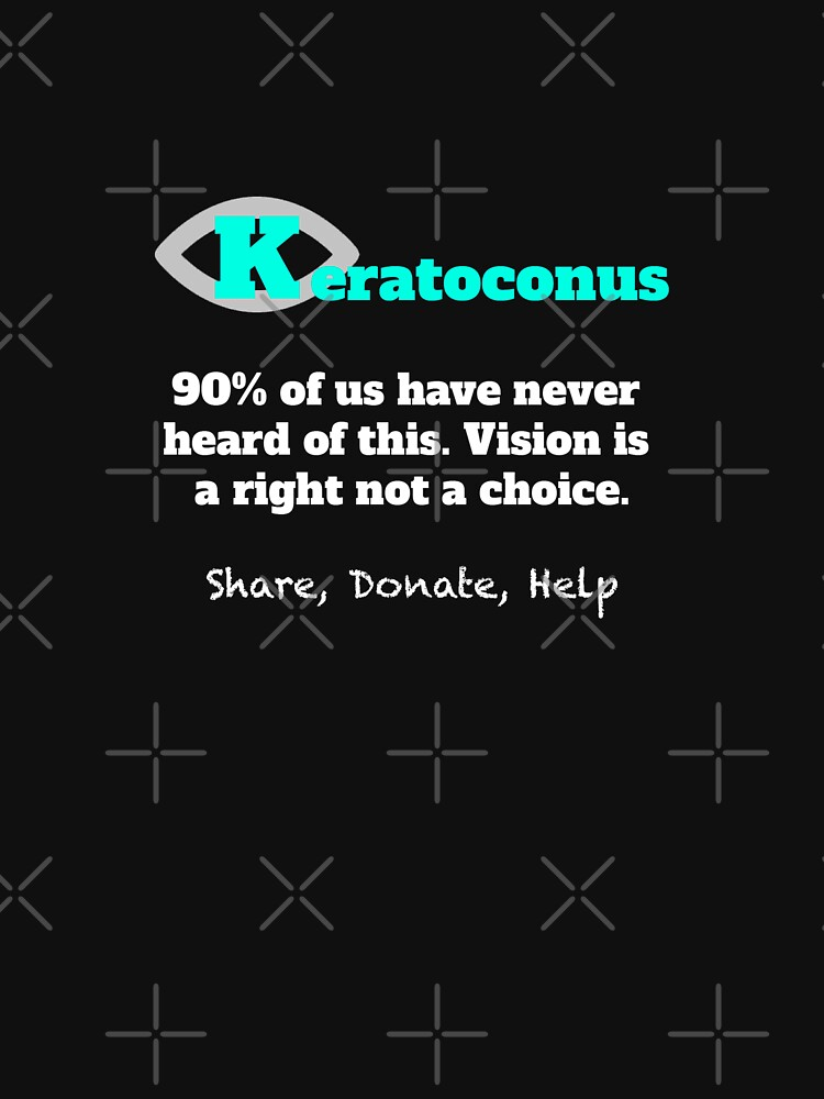 Keratoconus Awareness Shirt - Keratoconus Awareness tshirt - Keratoconus Awareness tee - Keratoconus Awareness Mug by happygiftideas