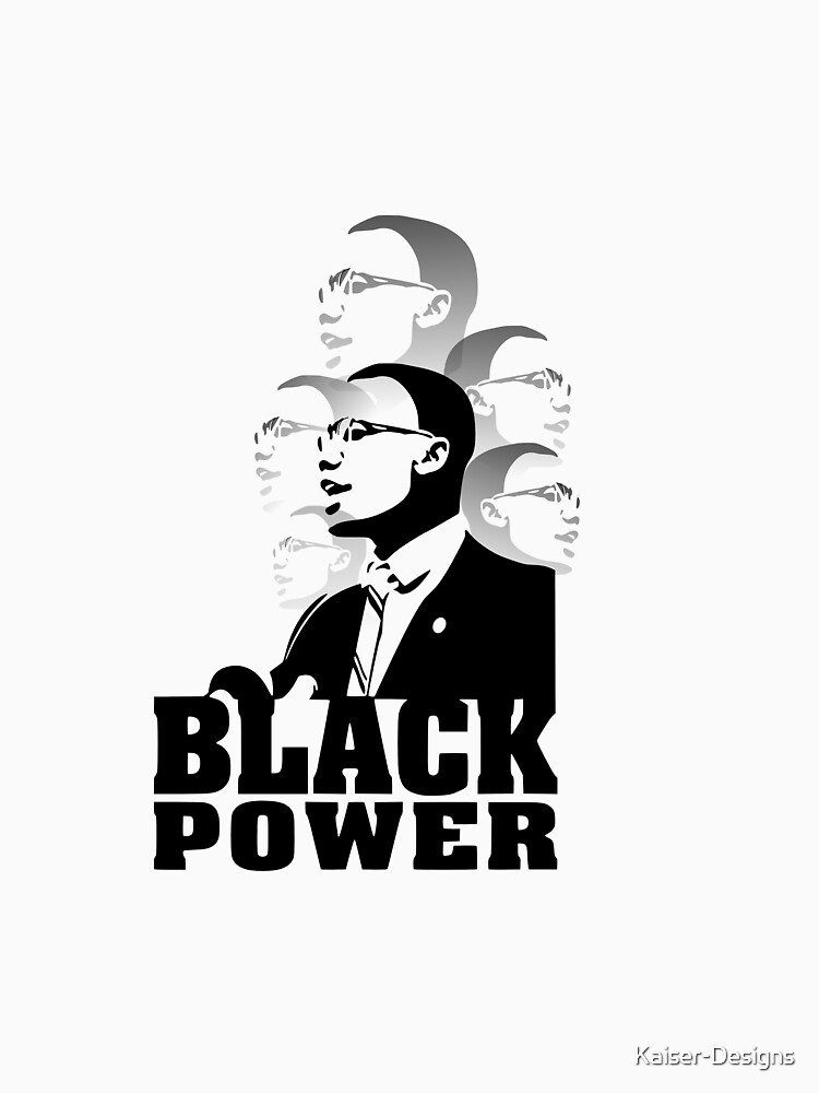 "Vintage ""Martin Luther King Jr. Black Power."" by Kaiser-Designs"