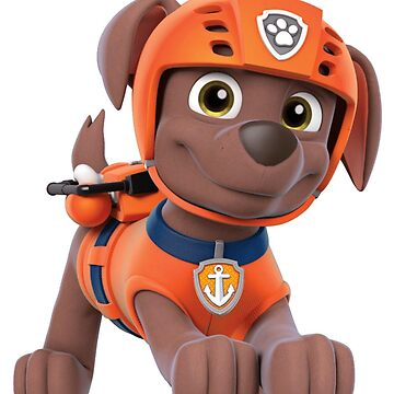 Paw Patrol Zuma by docubazar7