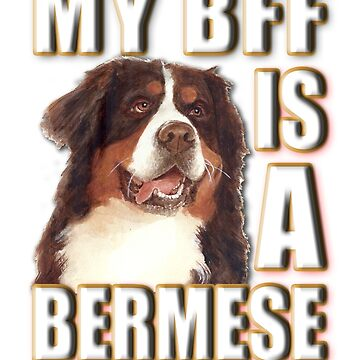My BFF is a Bermese by wrapgraphics
